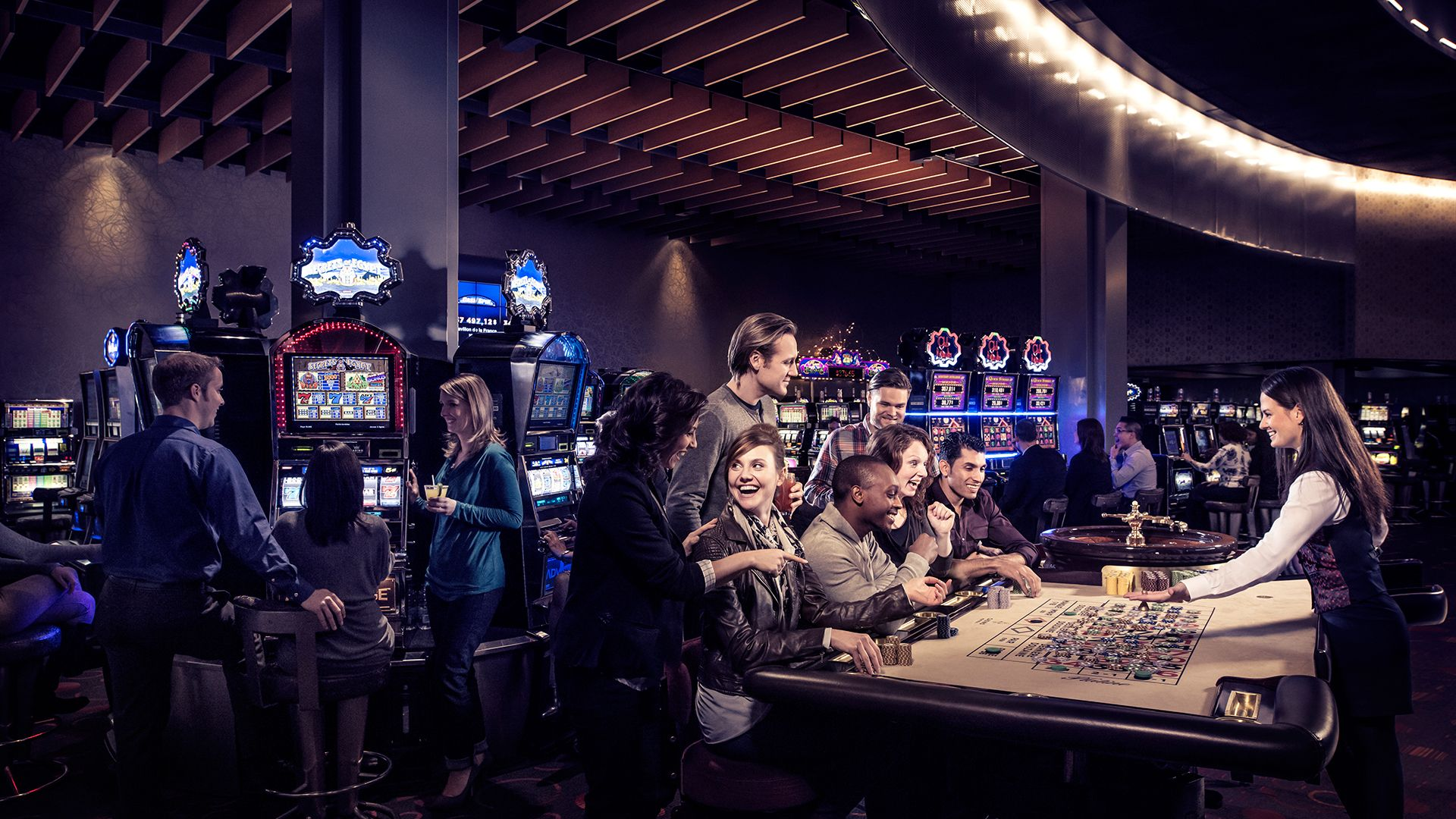 Casino de Montréal et Fairmont le Reine Elizabeth