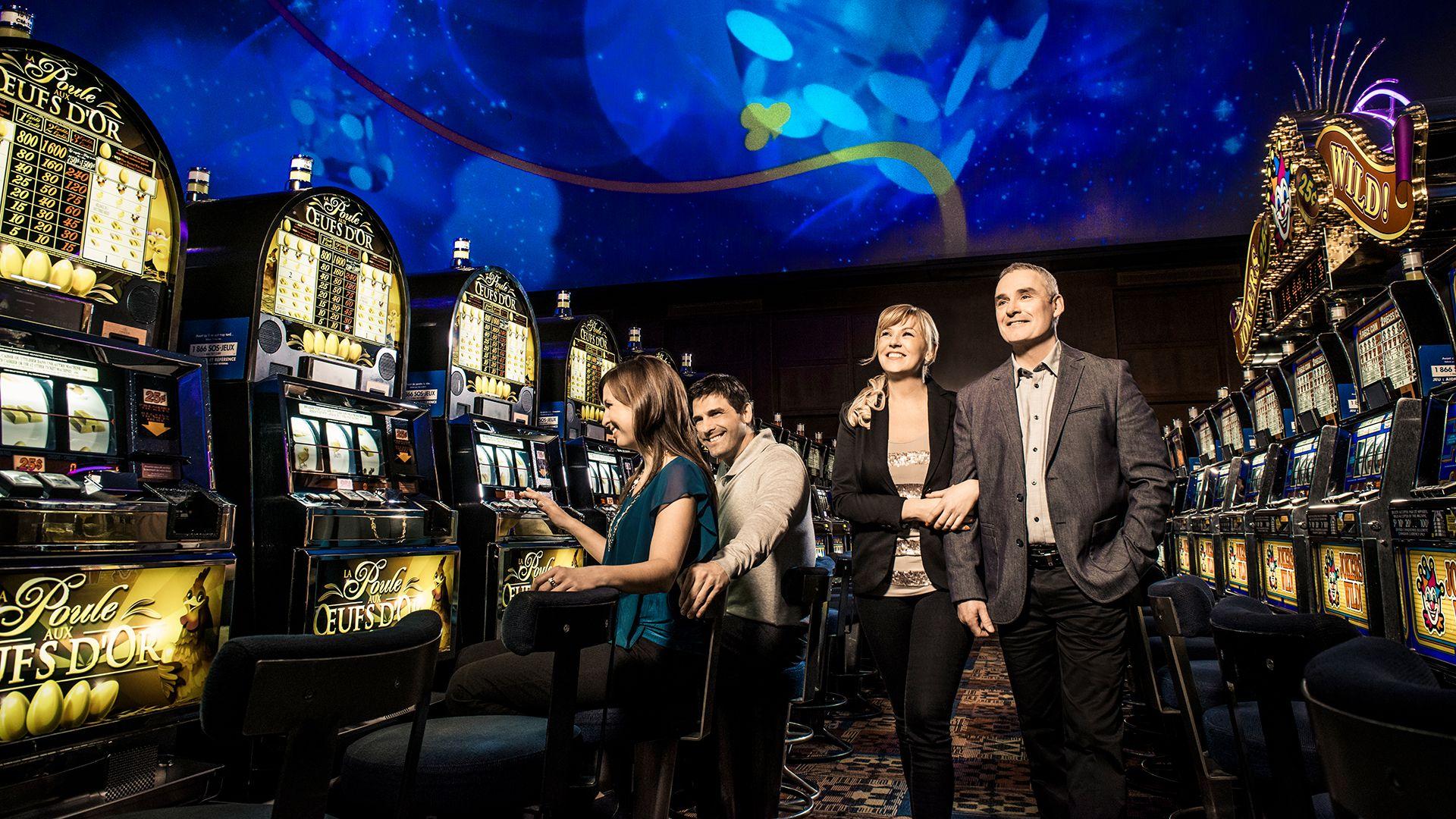 Casino de Charlevoix et Fairmont le Manoir Richelieu
