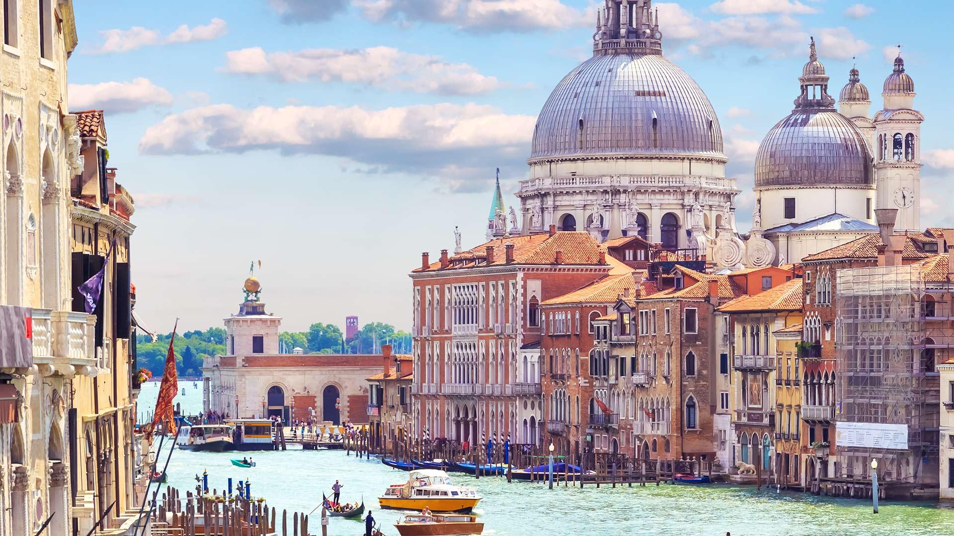 Venise, îles grecques et Croatie