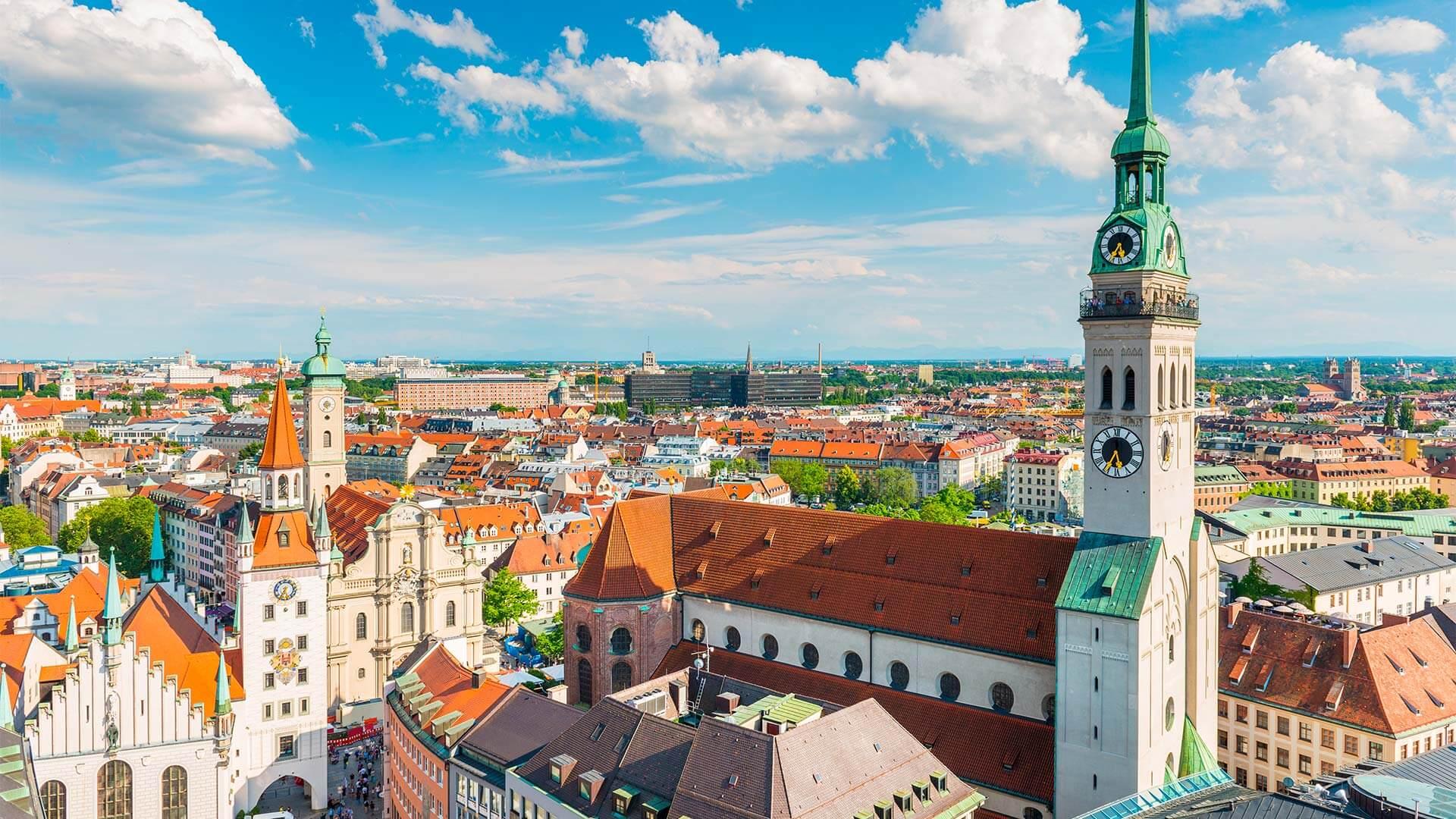Berlin et Munich en liberté
