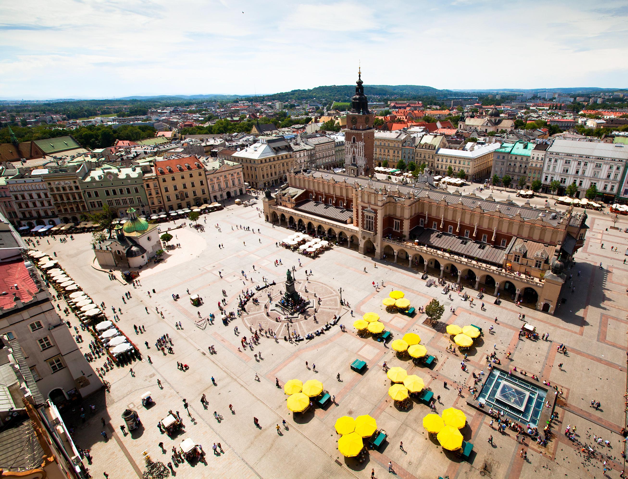 Grand tour de Pologne