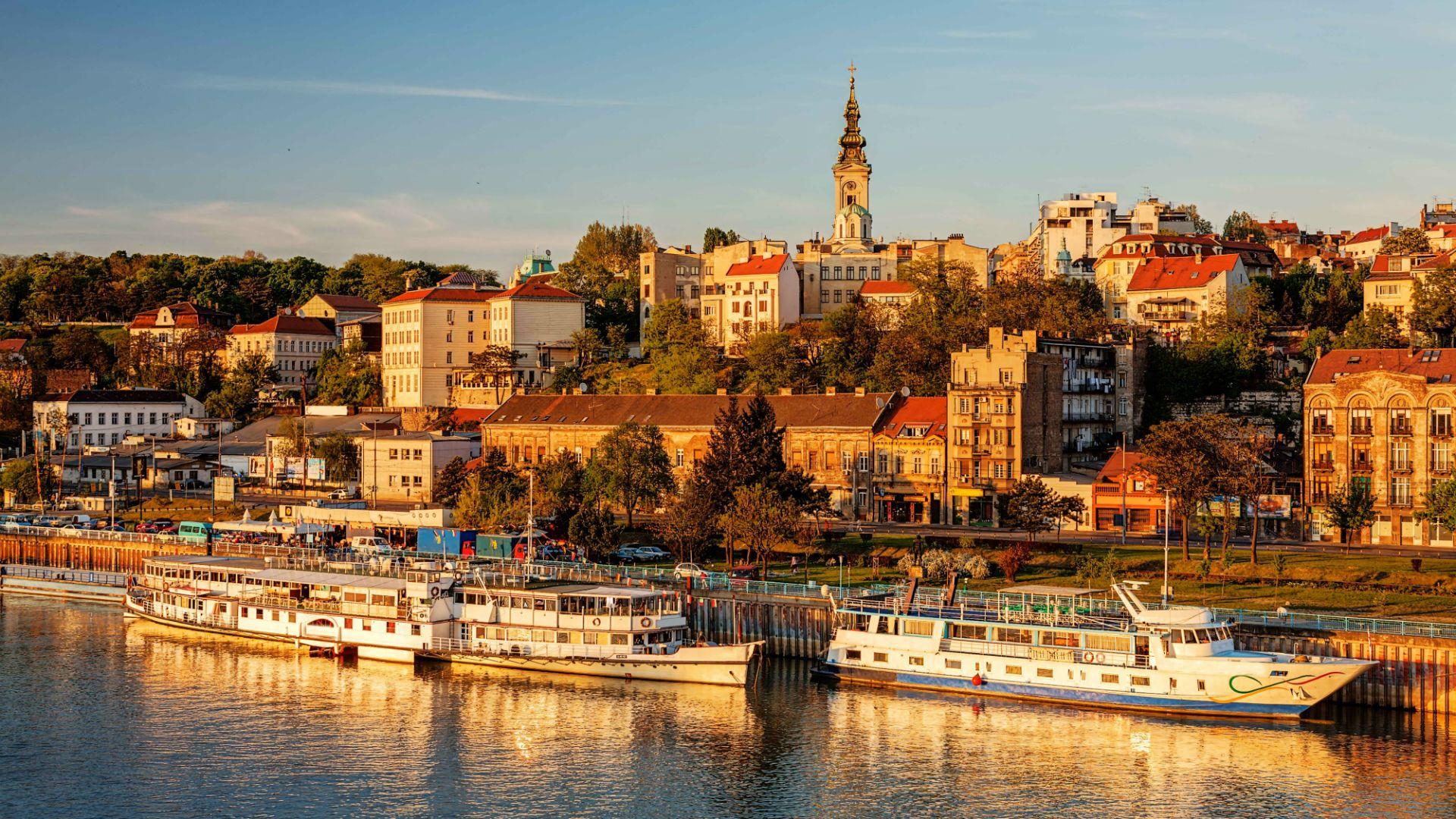 Croisière du Danube à la mer Noire