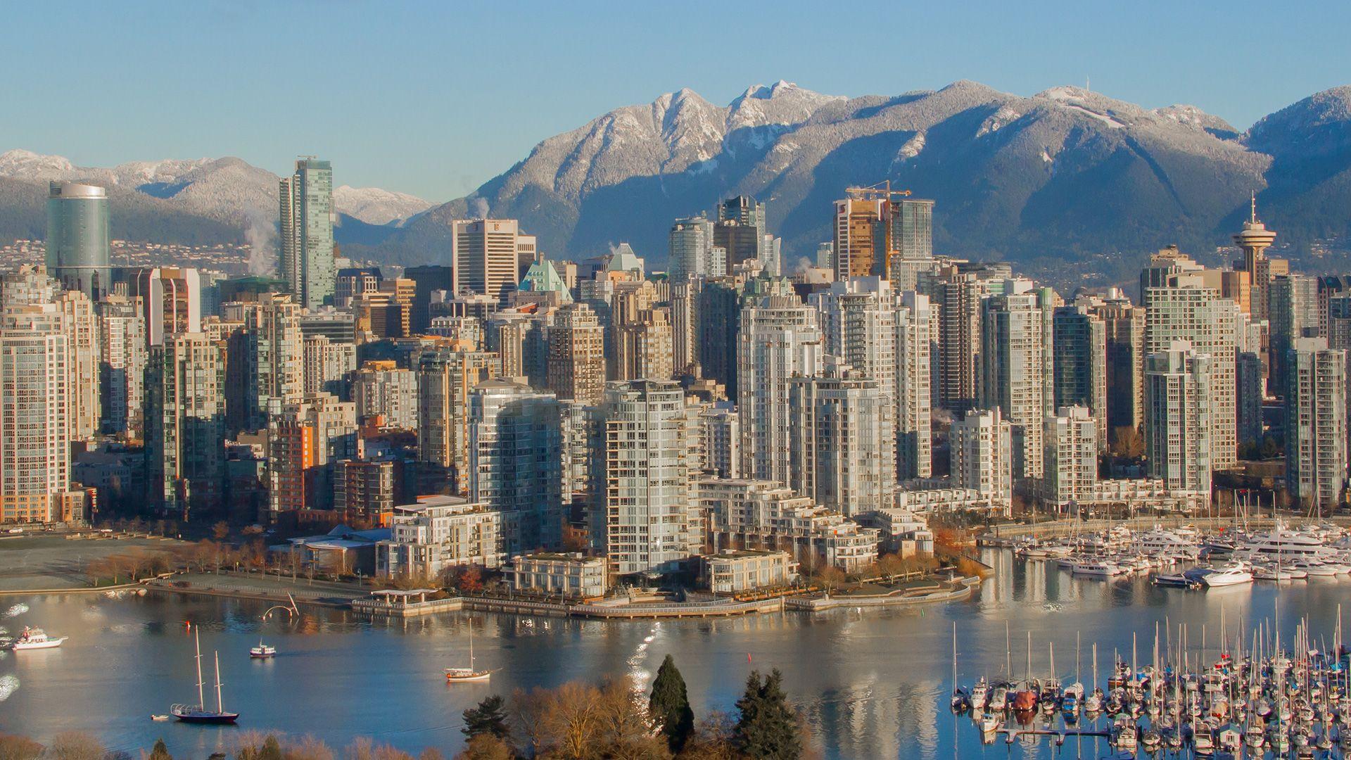 Séjour urbain à Vancouver