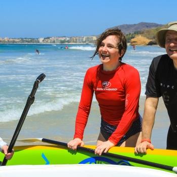 SUP & SURF sur la côte pacifique du Mexique