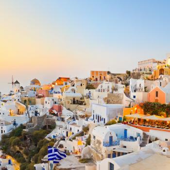 Rome et les îles grecques
