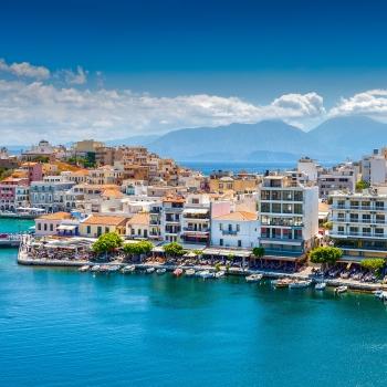 La Grèce, entre terre et mer