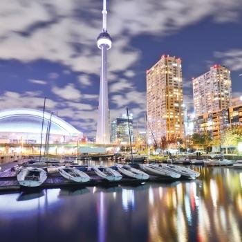 Escapade urbaine à Toronto en avion