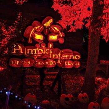 Pumpkinferno et Ottawa