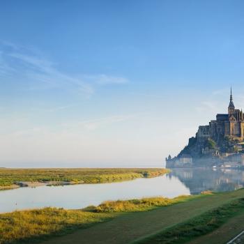 Randonnée pédestre entre Normandie et Bretagne