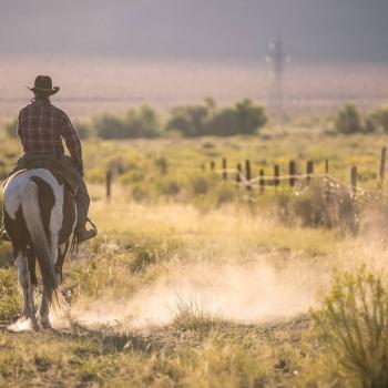 Ouest canadien: pays des Cowboys