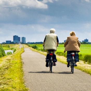 Vélo et péniche en Hollande et en Belgique