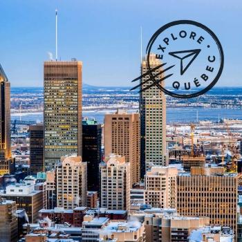 Escapade hivernale à Montréal