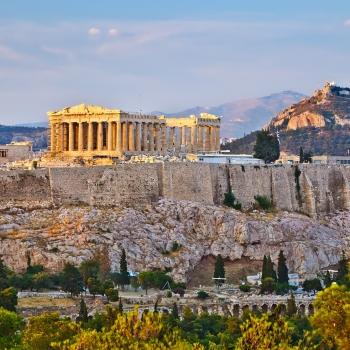 Rome et croisière dans les îles grecques