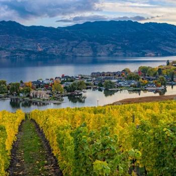 Ouest canadien et vignobles de l'Okanagan
