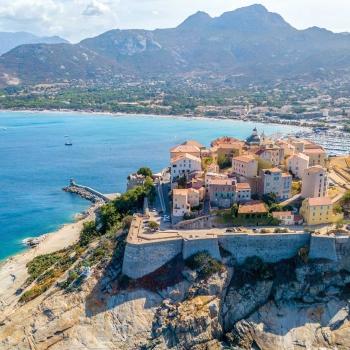 La Corse entre mer et montagnes