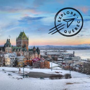 Escapade plein-air hivernale à Québec