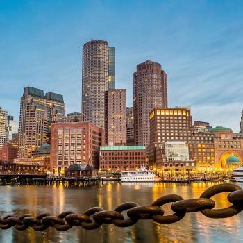 Boston, Salem et les châteaux de la Nouvelle-Angleterre