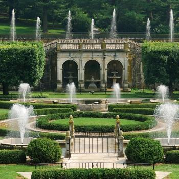 Les jardins de Longwood avec Larry Hodgson
