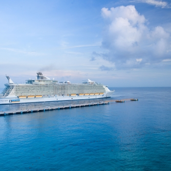 Croisière dans les Caraïbes à bord de l'Oasis of the Seas
