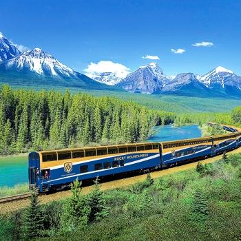 Le train du Rocky Mountaineer ® et croisière en Alaska